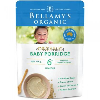 Bellamy's Organic Baby Porridge (125g)