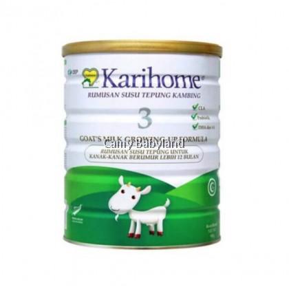 Karihome Goat Milk Growing Up Formula Step 3 (12+ months) - 900g