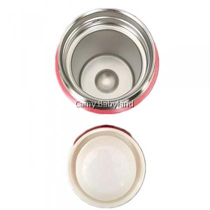 Snapkis - Stainless Steel Insulated Food Jar 280ml (Panda) - Food Grade/BPA Free
