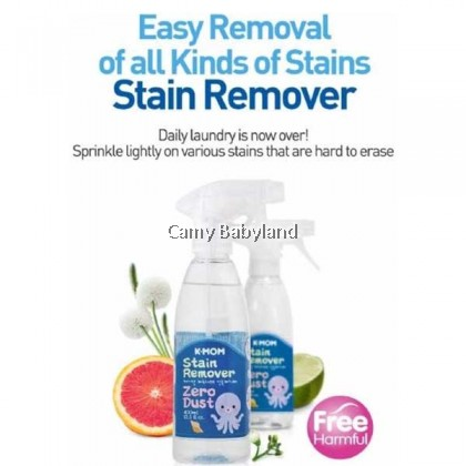 K-Mom Zero Dust Stain Remover 400ml (Fruity Floral)