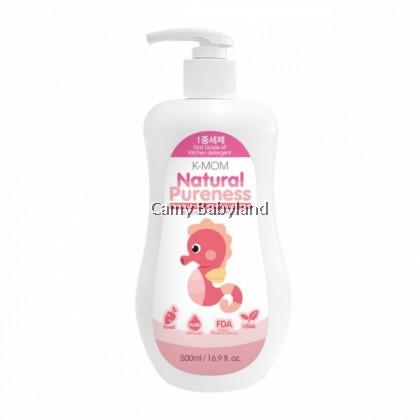 K-Mom Bottle Cleanser - Liquid Type (500ml)