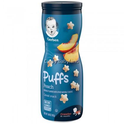 Gerber Puffs Peach (42g)