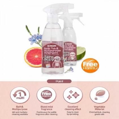 K-Mom Zero Dust Bath Tub & Multipurpose Detergent - Fruity Floral (400ml)