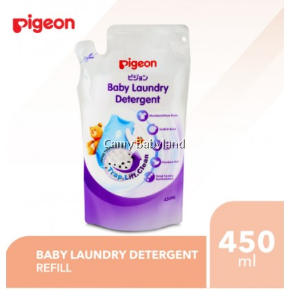 Pigeon Baby Laundry Detergent Refill Pack 450ml