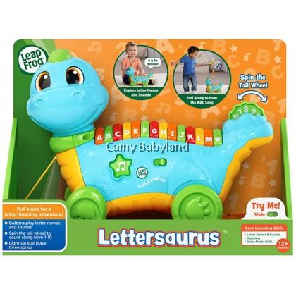 LEAPFROG - Lettersaurus