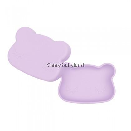 We Might Be Tiny - Bear Snackie (Lilac)