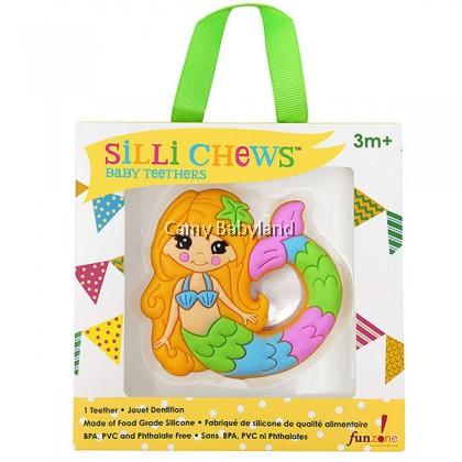 Sillichews Silicone Teethers - Sili Pals (Assorted Designs)