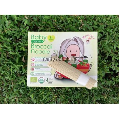 MommyJ Organic Baby Noodle (Broccoli) - 5 x 40g