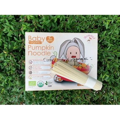 MommyJ Organic Baby Noodle (Pumpkin) - 5 Bundles x 40g
