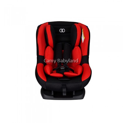 Koopers Pago Convertible Carseat (0-18KG ) - Red