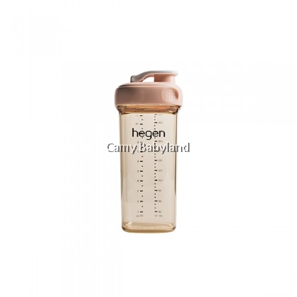 Hegen PCTO™ 330ml/11oz Drinking Bottle PPSU (Pink)