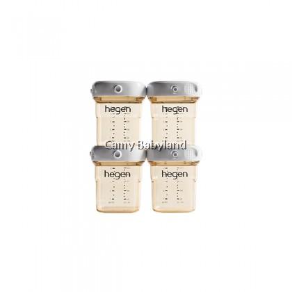Hegen PCTO™ 150ml/5oz Breast Milk Storage PPSU (4-pack)