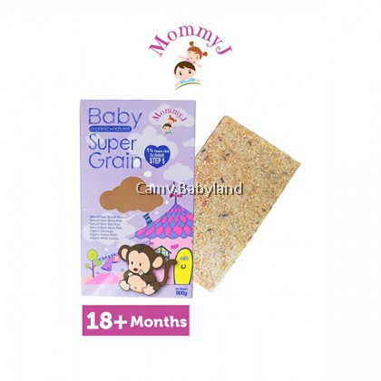 Mommy J Baby Organic Super Grain Step 5 (900g)