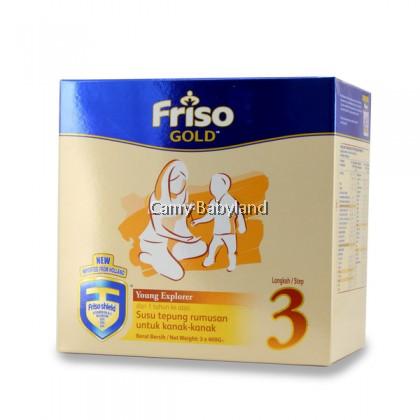 Friso Gold Step 3 - 1.2kg