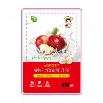 ALL RIGHT Korean Yogurt Cube (16g) - Assorted Flavours