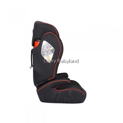 Koopers Snug+ Car Seat (15-36KG) - Black