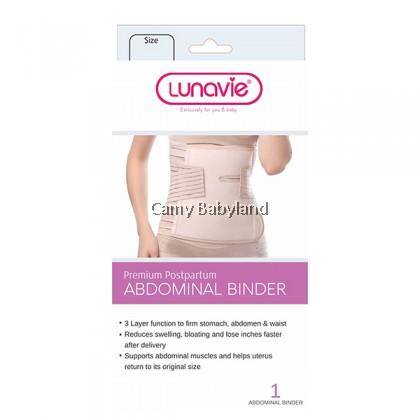 Lunavie - Premium Postpartum Abdominal Binder (Assorted Sizes)