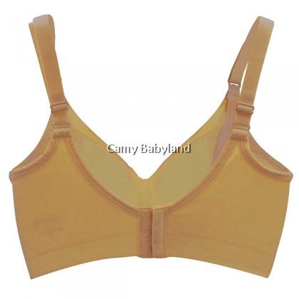 Lunavie - Seamless Nursing Bra (Nude) - Assorted Sizes