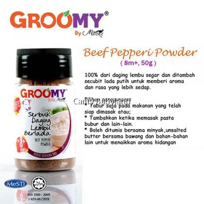 Groomy - Beef Pepperi Powder For 8+ Months (40g)
