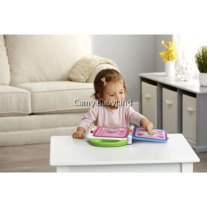 Leapfrog - 100 Words Book (18+ months) - Electronic Early Learning Toy With Light & Sound For Toddlers
