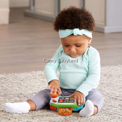 Leapfrog - Level Up & Learn Controller (Green) 6+ months - Baby Early Learning Toy With Light & Sound