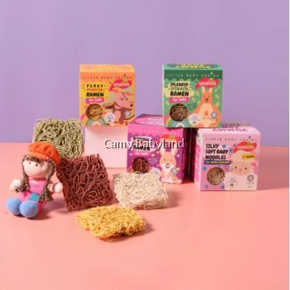 Little Baby Grains - Splendid Spinach Ramen For Kids - 250g/5 individual packs - Halal Certified