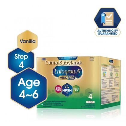 Enfagrow A+ Mindpro Step 4 - Vanilla (3.6kg)