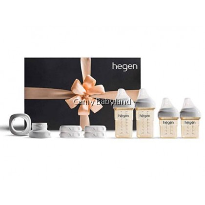 Hegen - PCTO™ Complete Starter Kit PPSU (Wide Neck Adapter)