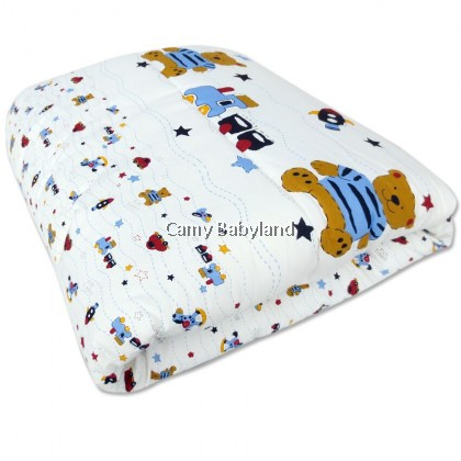 Bumble Bee - Comforter (Knit Fabric) - Assorted Designs