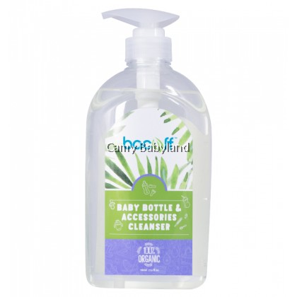 Bacoff Baby Bottle & Accessories Cleanser (700ml)