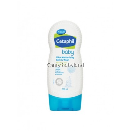 Cetaphill - Baby Moisturising Bath & Wash 230ml