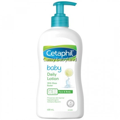 Cetaphill - Baby Daily Lotion 400ml