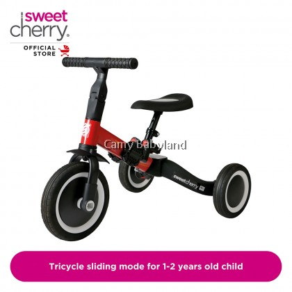Sweet Cherry - Morphy Convertible Tricycle (Blue)