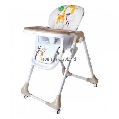 Sweet Cherry - Larissa High Chair (Available in 2 colours)
