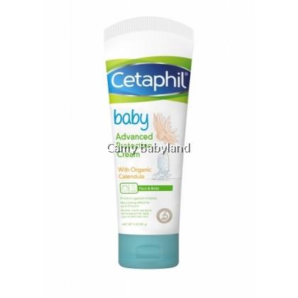 Cetaphil - Baby Advanced Protection Cream With Organic Calendula (85g)