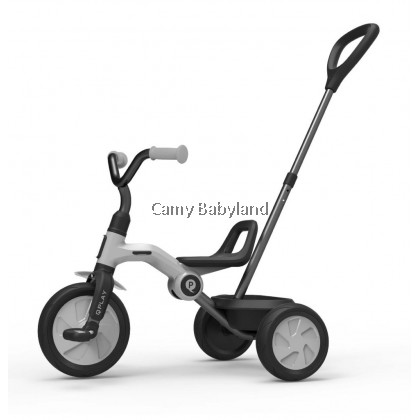 Qplay - Ant Plus 2-in-1 Basic Folding Trike (Assorted Colours) - Suitable from 2-6 years old