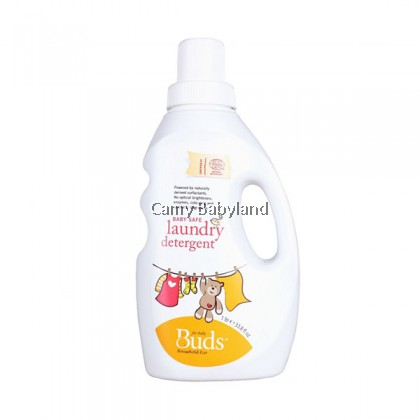 Buds - Baby Safe Laundry Detergent (1Litre)
