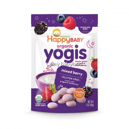 Happy Yogis-(Mixed Berry)-28g
