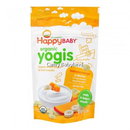 Happy Yogis (Banana Mango)-28g